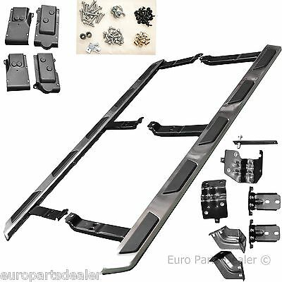 Brand New Running Boards, Side Steps Easy Fit for Audi Q7 2006-2014