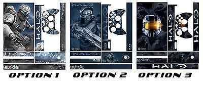 HALO xbox one skin decal cover