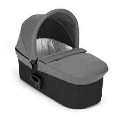 Baby Jogger Deluxe Pram Bassinet - Grey - New! Free Shipping!