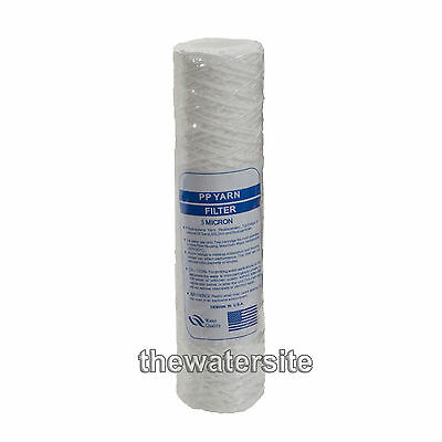 "10"" Bio-Diesel Vegetable Oil Wound Particle Filters 5 Micron Pack Of 1"