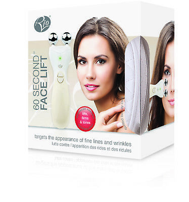 Rio Facial - 60 second face lift