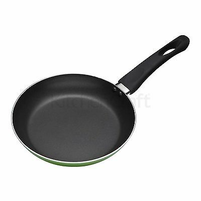 Kitchen Craft Non-Stick Fry Pan 24cm Soft Grip Insulated Handle Even Heat Frying