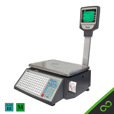 LS2S retail barcode label printing scales - BUTCHERS / DELI / CHEESE (Class III)