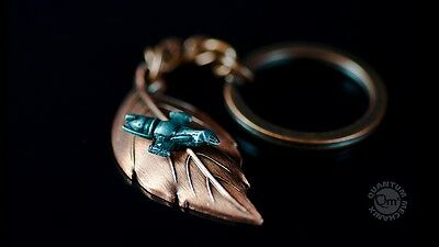 Firefly Leaf on the Wind Keychain Pendant IN STOCK! Serenity necklace
