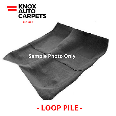 Moulded Car Carpet To Suit Mitsubishi Triton Mk  ( Dual Cab Only)