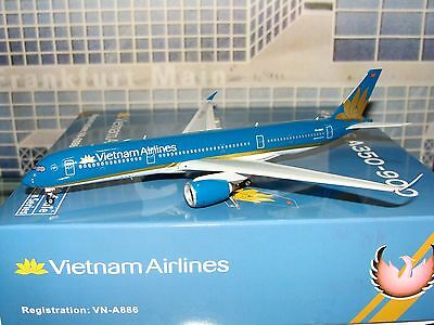 Phoenix 400 Vietnam Airlines A350 -900 VN-A886 1/400 **Free S&H** 0615 L A S T