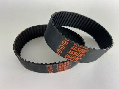 Qty of 2 100XL100 Timing belt Replaces 34-670 34-674 36-600 36-610  USA Made