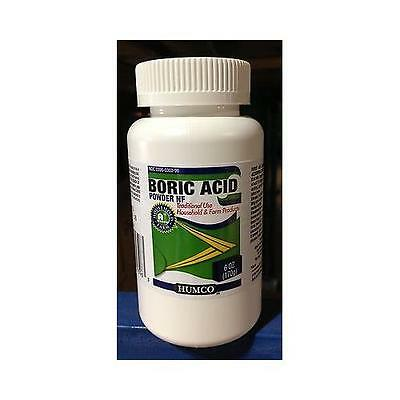 Boric Acid Powder Humco 6 Oz