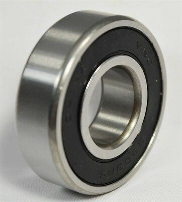 "6202-8-2RS Sealed Ball Bearing, 1/2""x35mmx11mm 1/2"" Bore"