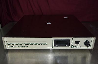 Bellco Bell-Ennium D2005 5 Position Magnetic Stirrer 7785-D2000