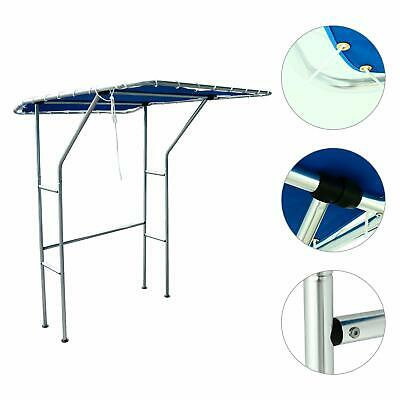 Boat Tee Top for Large Boat T Top&aluminium tube-Blue,Oceansouth Boat T Top