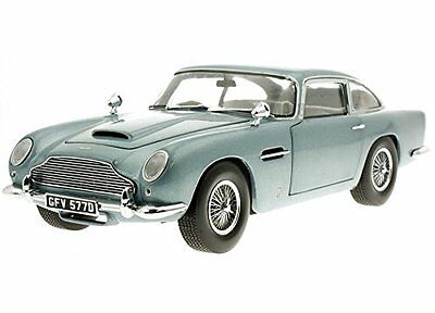Sunstar European Collectibles 1963 Aston Martin Db5 Blue 1/18 Diecast Car Ss1003