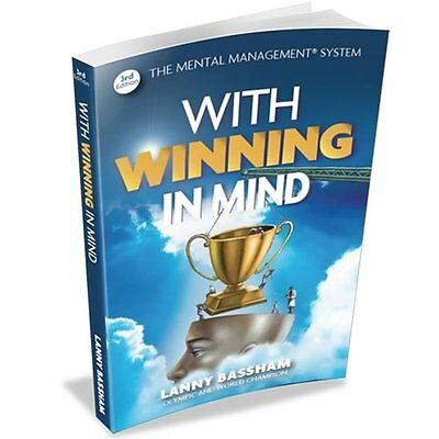 With Winning in Mind by Lanny Bassham (2012, Paperback)