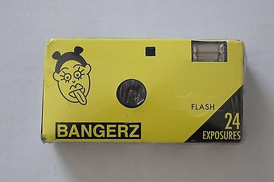 Miley Cyrus RARE in Plastic VIP BANGERZ Tour Disposable Camera (Free Shipping)