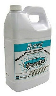 Automotive Spray-On Rubberized Undercoating Material, 1-Gallon RUS-1020F6 New!