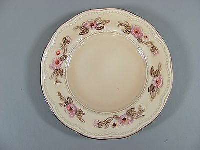 Franciscan ROSETTE Salad Plate(s) Very Good Condition