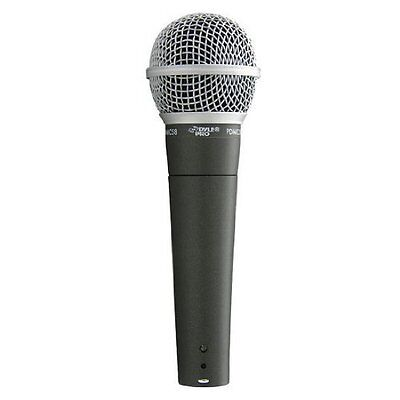 Pyle-Pro PDMIC58 Professional Moving Coil Dynamic Handheld Microphone, New