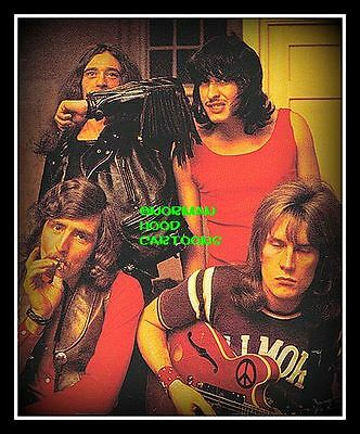 "TEN YEARS AFTER, POSTER - MINI-POSTER PRINT 7"" x 5"""