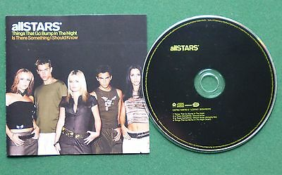 Allstars Things That Go Bump in The Night + Is There Something ... CD Single