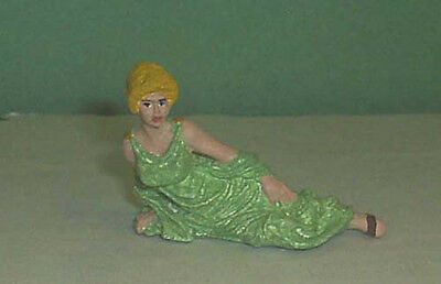 TOY SOLDIERS METAL ANCIENT ROMAN WOMAN  #7 54MM