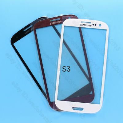 Front Outer Lens Glass Touch Screen For Samsung Galaxy S3 SIII i9300