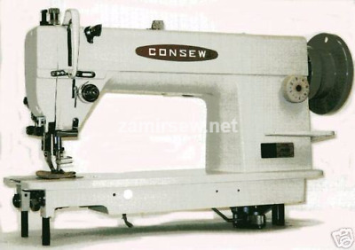 Consew 205Rb Industrial Sewing Machine Walking Foot