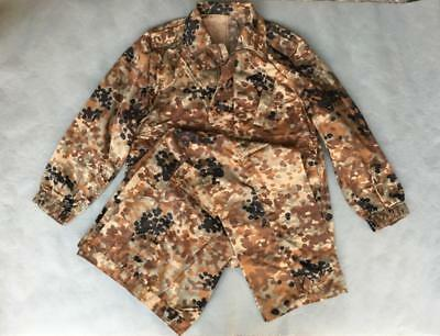 03's series China PLA Winter Desert Combat Camouflage Jacket、Trousers