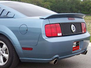 Fits: Ford Mustang Cobra 2005-2009 + Factory Style Rear Spoiler Primer Finish