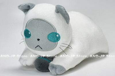 Tales of Xillia 2 Cleaner Plush Doll Lulu Figure Cat Mascot /Bandai Namco