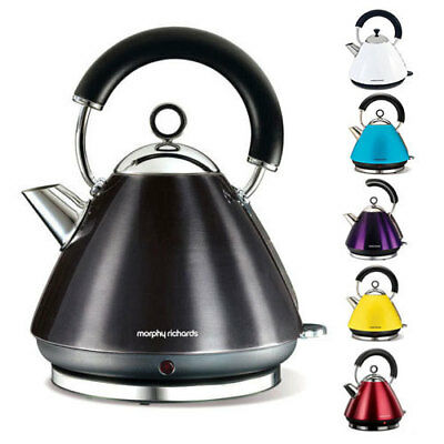Morphy Richards 1.5L Automatic Kettle 360 Cordless Base - Traditional or Elipta
