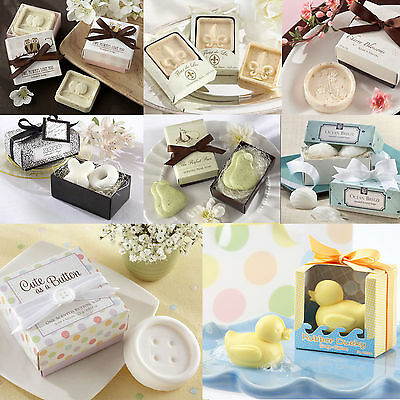 Creative Wedding Favors Bridal Party Gift Mini Scented Shower Bath Soap Handmade