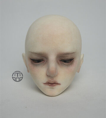 New 1/4 bjd doll teenager head, hand-made, grace child, Shipping Free.