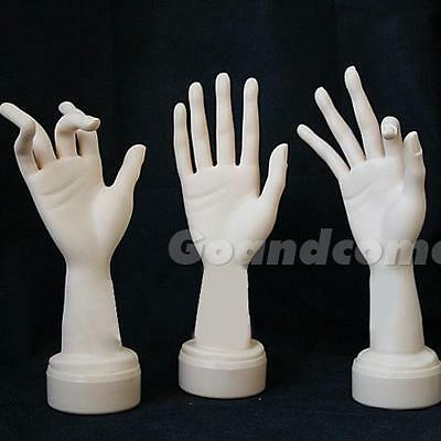 Hot Sale Lifesize Hand Dummy arbitrarily bent/soft/Pose Mannequin Hand GOCG