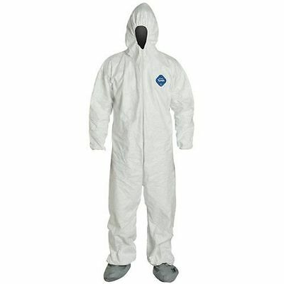 Dupont Ty122S-2Xl Tyvek Coveralls Bunny Suit Case/25