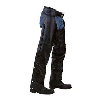 10 Pcs Leather Motorcycle Braided Chaps Deal