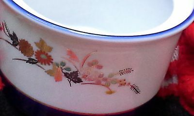 Mikasa Fine China bowl- Regal-L4006 Made in Japan-Looks brand new/White w flower