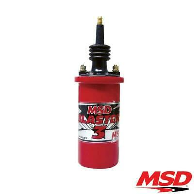 Msd Blaster 3 Hei Tower (Male) High Output Coil 45000 Volts Msd8223