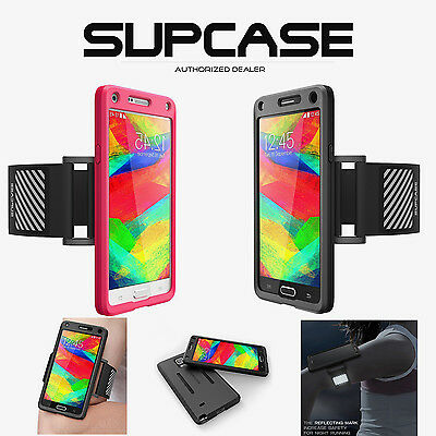 GENUINE SUPCASE FOR Samsung Galaxy Note 4 ARMBAND CASE COVER POUCH GYM RUNNING