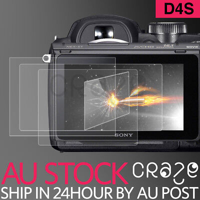 LCD Premium Tempered Glass Film Screen Protector For For Nikon D4S