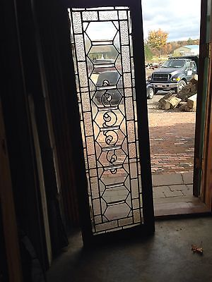 Sg 37 Awesome Antique Transom Window With Textured And Double Glass 19 X 59