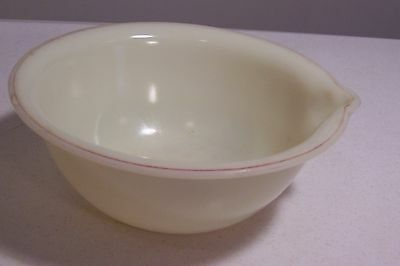 McKee Depression Glass Mixing Bowl