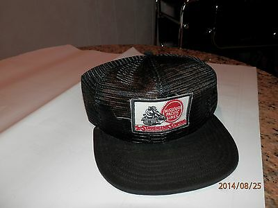 70's - 80's Missouri Pacific lines. the sunshine special Railroad Train ball Hat