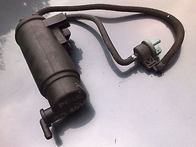 VW POLO 6N2 ( 6N0201801D ) CHARCOAL CANISTER & VALVE  2001