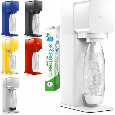 Soda Stream Play Home Soft Fizzy Bubble Sparkling Drinks Maker SodaStream