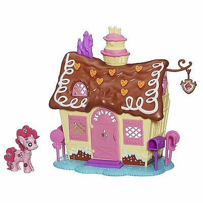 My Little Pony - POP Pinky Pie Sweet Shop, dekoriere Pony und Haus