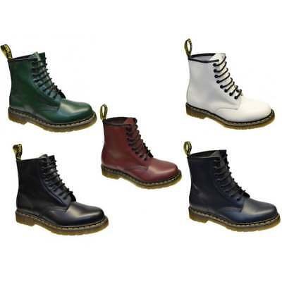Dr Martens 1460 - 8 Hole Eyelet Mens Boots All Sizes in Various Colours