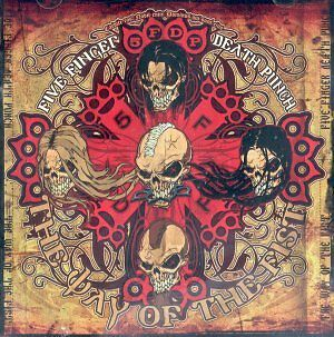 FIVE FINGER DEATH PUNCH**WAY OF THE FIST**CD