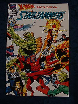 X-Men: Spotlight On Starjammers #2 (1990) * Marvel Comics *