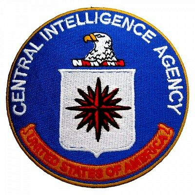 Ecusson / Patch - CIA (Central Intelligence Agency)