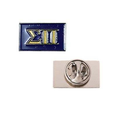 Sigma Pi Fraternity Lapel Pin